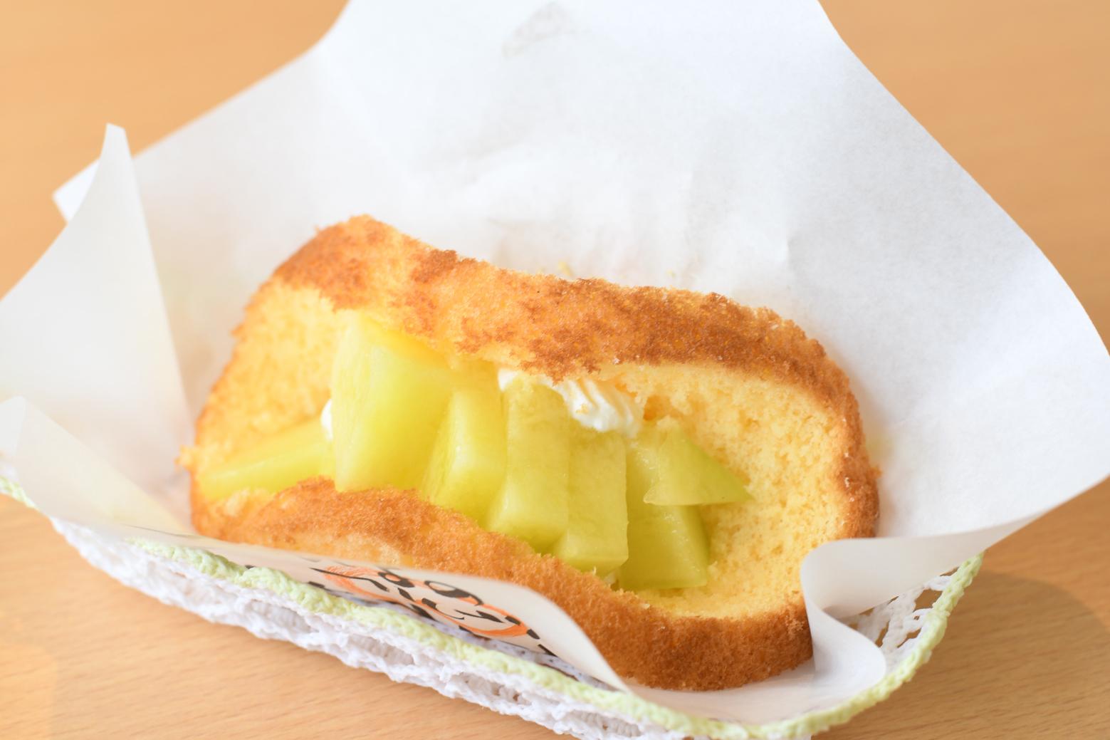 フルーツ生サンド