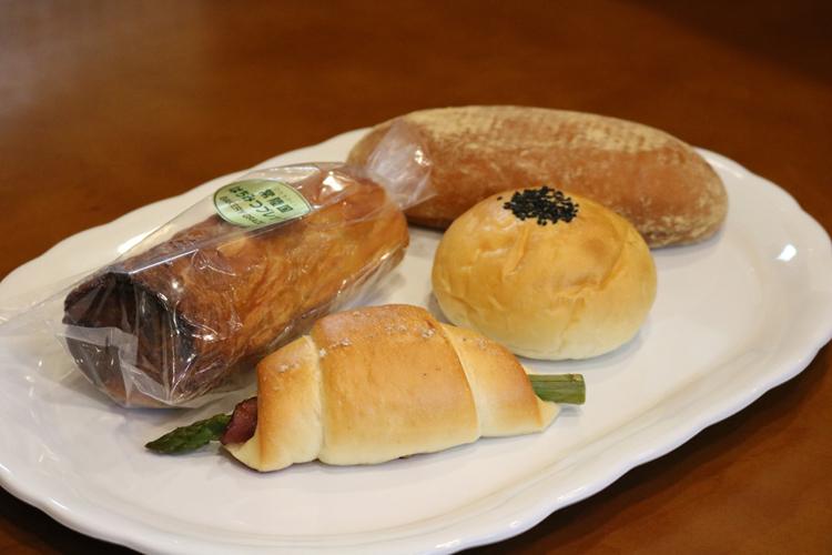 卵不使用のパン