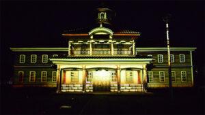 茨城県立歴史館で11月7日~  ライトアップなど「いちょうまつり」