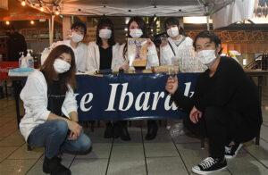 日本酒バー 23日に水戸駅南口ペデストリアンデッキで開幕