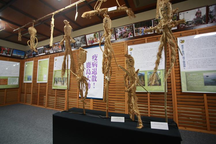 千葉県木更津市の大助人形