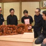 【茨城再見聞】見どころは、名工の技と地域の思い 21日~ 山車飾る彫刻展(潮来)
