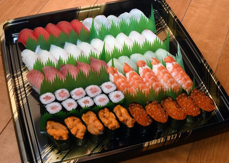 特上あかつ寿司