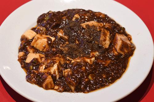 麻婆豆腐の画像
