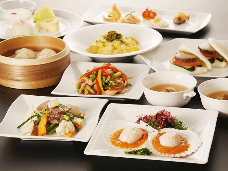 景山の料理の画像