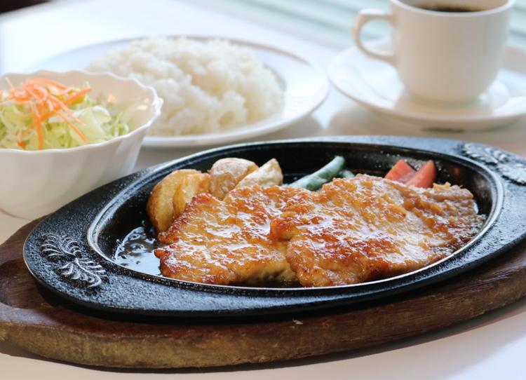 ポーク生姜焼き