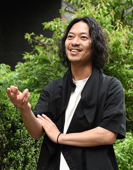 山田将司さんの写真