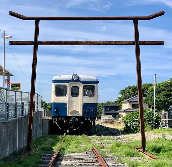 ひたちなか開運鉄道神社