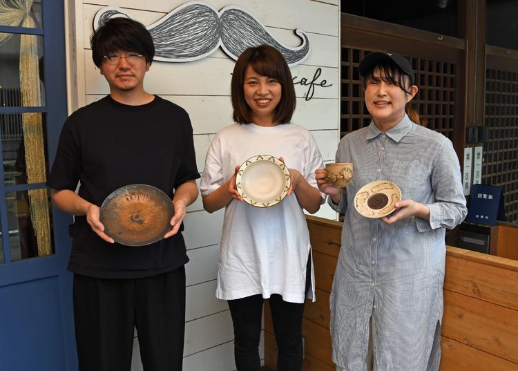 杉山さん、大砂さん、熊谷さん