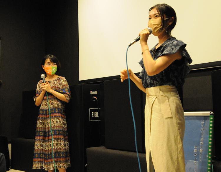 篠原さんと根矢さん